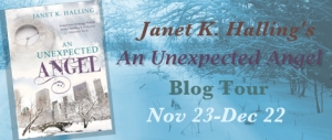Unexpected Angel Blog Tour Banner