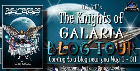 The Knights of Galaria  banner