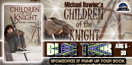 Children of the Knight banner
