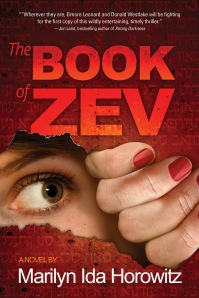 Book of Zev cover 10-1-14