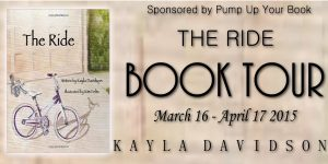 The Ride Book Banner