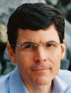 Jim Bailey Author Photo