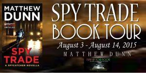 Spy Trade Book Banner