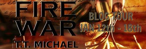 Fire War banner