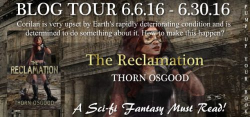 The Reclamation banner