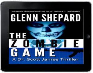 The Zombie Game KindleFire
