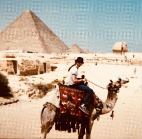 Pixel Egypt Dave